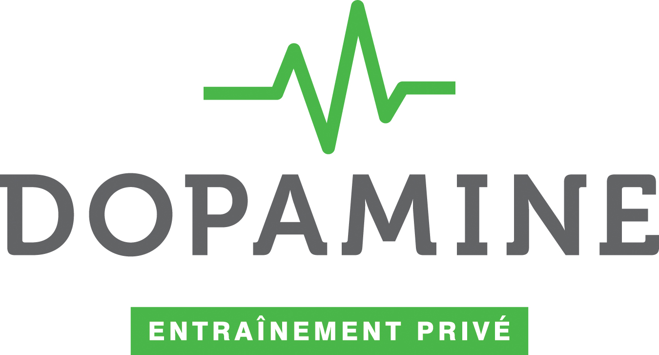 Dopamine entraînement privé/logo compagnie